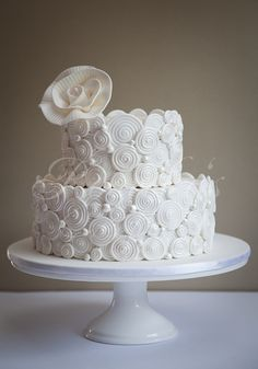 Small 2 Tier Wedding Cakes | Recent Photos The Commons Getty Collection Galleries World Map App ...