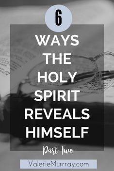 How does the Holy Spirit guide and direct your life? Learn six ways the Holy Spirit reveals himself and makes his presence known in your life. Christian Faith, Christian Quotes, Christian Living, Christian Women, Praying To God, Spiritual Wisdom, Christian Encouragement, American Women, American Indians