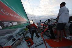 Leg 6 - Day 9 / Groupama in the Volvo Ocean Race / Credit : Yann Riou
