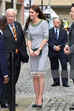 Catherine, Duchess of Cambridge attends this year's Place2Be Headteacher Conference at Bank of America Merrill Lynch on November 18, 2015 in London, England.