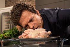 Blick hinter die Kulissen der Sendungsaufzeichnung 3/20 Meat, Chicken, Food, Backdrops, Cooking, Essen, Meals, Yemek, Eten