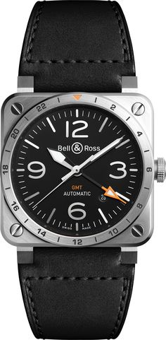 Bell & Ross Watch BR 03 93 GMT Pre-Order