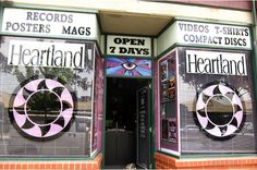 heartland records   shop music stores before there isn't even one left!!!