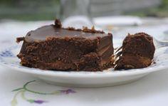 Sjokoladekake for nygifte
