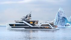 Explorer Yacht, Maui Travel, Yacht Design, Extreme Weather, Luxury Yachts, Outdoor Areas, Beach Club, Weather Conditions, Interior And Exterior