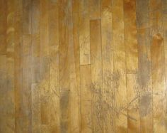 Floor Detail finished with all natural tung oil