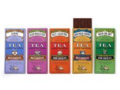 the tea room chocolate
