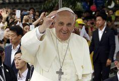 Papa pede ao Brasil paz, oração e diálogo neste momento de dificuldade - http://po.st/ZPDzZf  #Política - #BENÇÃO, #Crise, #Papa