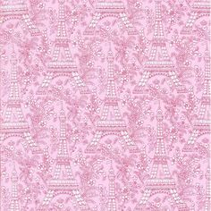 cx1248 eiffel tower rose pink fuschia paris french France petite paris Very fun collection.