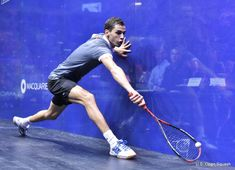 Improve your game today with over 1200 Squash coaching video's from the world's best players. Organise training and track your development. Racquet Sports, Tennis Racket, Squash Game, Squash Tips, Games Today, Best Player, Ali, Coaching, Comic