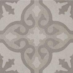 Vloertegel Terratinta Betongreys 20x20x0,8 cm Warm Marrakech 1,2M2