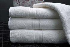 assouplir serviettes facilement avec vinaigre blanc