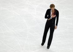 プルシェンコが負傷のため男子SPを棄権、ソチ五輪 国際ニュース:AFPBB News