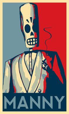 MANNY CALAVERA by RBenedetti.deviantart.com on @deviantART