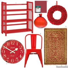 Color Of The Week: Cherry Red