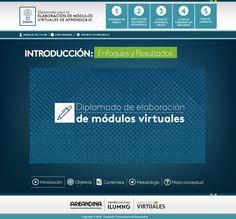 Video - Diplomado de elaboración de módulos virtuales para autores