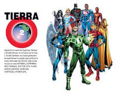 Image result for MULTIVERSOS DC COMICS