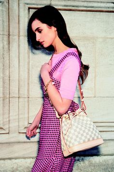 Louis Vuitton Noe BB. I. want. now. in brown. <3