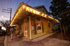 Dick and Jenny's in Uptown New Orleans. Get the shrimp and grits.