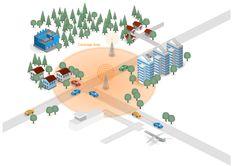 Cooperative Vehicular Delay-Tolerant Network