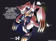 F.U.S.E Corp Special: Mega Metagorus by Dragonith