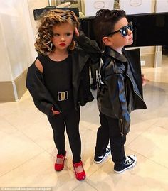 Happy halloween! Kim Zolciak dressed up her youngsters in a variety of different outfits b...