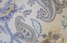 Jacobean range - have a look at Rossetti Fabrics website for more colours