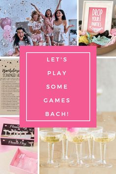 We know there are some pretty lame games out there, so we curated a list of fun bach ice breakers that your gals will ACTUALLY want to play. Bachelorette Party Scavenger Hunt, Bachlorette Party, Bachelorette Party Games, Bachelorette Weekend, Funny Drinking Games, Fun Dares, Panty Party, Frat Parties, Some Games
