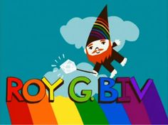 Roy G Biv by They Might Be Giants: Great song, great video to teach about the rainbow