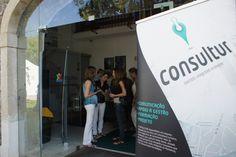 """Evento de lançamento da Consultur e Formação gratuita sobre a """"utilização das Redes Sociais de para promover o Turismo e Cultura""""  www.consultur.pt"""