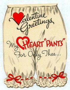 Fine Fettle: Be My Creepy Vintage Valentine
