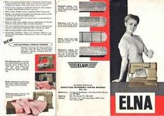 ELNA AD SUPERMATIC