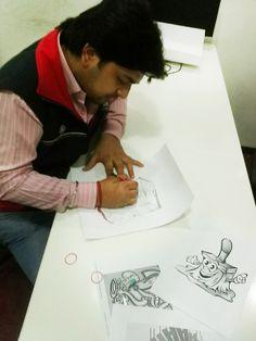 Sketch Artist Nakul Anand