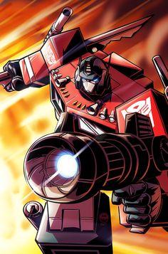 Optimus Prime - Transformers - Eryck Webb