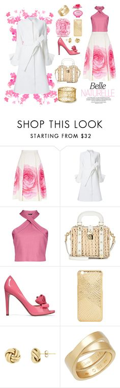 """""""Beautiful Rose"""" by belen-cool-look ❤ liked on Polyvore featuring Hobbs, Goen.J, Boohoo, Dolce&Gabbana, Valentino, Marc Jacobs, Cartier and flower"""