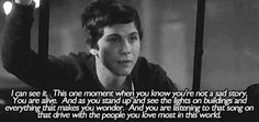 The Perks of Being a Wallflower - Charlie