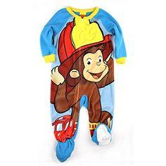 Curious George Toddler Turquoise Sleeper Pajamas (3T) Universal Studios http://www.amazon.com/dp/B00LB9HXQ8/ref=cm_sw_r_pi_dp_Q8P2tb1N3FWJXC2T