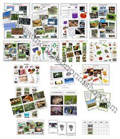 5th Blogiversary Giveaway - $1,184 Montessori Print Shop/Montessori at Home Products!!! - LivingMontessoriNow.com