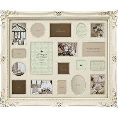 画像1: アンティーク スタイル フォトフレーム「18ウィンドー(アンティーク バニラ)」 Welcome Boards, Gallery Wall, Antiques, Frame, Wedding, Home Decor, Style, House, Furniture