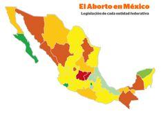 Causales de aborto legal en México