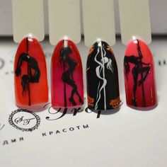 996 отметок «Нравится», 4 комментариев — ИДЕИ МАНИКЮРА Реклама (@ideas_for_nailart) в Instagram: «Чувственный арт от @sun_trope_prm . . . #маникюр #ногти #дизайнгельлаком #гельлак #шеллак…» Nail Art Designs, Animal Nail Designs, Rose Nail Art, Rose Nails, Gorgeous Nails, Pretty Nails, Nail Drawing, Sexy Nails, Luxury Nails