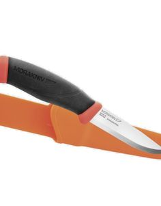 Mora knife Companion F Orange Stainless Steel Mora Orange