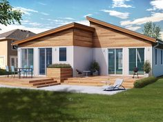 Blu Homes Balance Metro Designed for Narrow Lots | Designed for narrow infill and suburban lots, the new Balance Metro from Blu Homes integrates Blu's latest high tech and performance features.