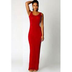 Women long summer maxi dress