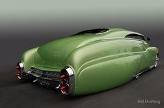 Mean Green Merc