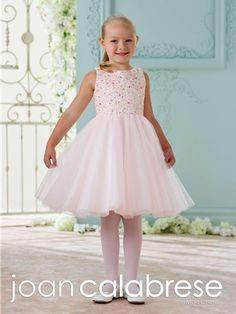 Filles Rose Pastel Dentelle Diamonte Fleur Rosette Bordure princesse de bal robe de soirée