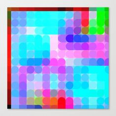 Re-Created Cypher 4.0 #Stretched #Canvas by #Robert S. #Lee - $85.00
