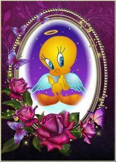 Looney Tunes Wallpaper, Cartoon Wallpaper, Kids Cartoon Characters, Cartoon Kids, Cute Cartoon Pictures, Disney Pictures, Tweety Bird Drawing, Tiny Toons, Disney Wallpaper
