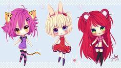 Digital by Hyanna-Natsu on DeviantArt Hyanna Natsu, Anime Dolls, Social Community, Chibi, Anime Art, Adoption, Deviantart, Manga, Digital