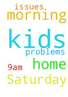 Please pray that my kids are home by 9am Saturday morning - Please pray that my kids are home by 9am Saturday morning with no problems or issues Posted at: https://prayerrequest.com/t/90n #pray #prayer #request #prayerrequest